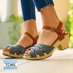 Take a look at this TOMS | Women event today!