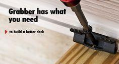 Deckmaster® Deck Clips
