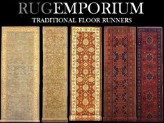 At Rug-Emporium we assist decorators, designers, architects and the public by designing, sourcing and creating beautiful high quality modern and traditional rugs that demands attention.Rug Laboratory Address: DoubleTree by Hilton / @ Assirelli Design / P… Floor Runners, Traditional Rugs, Collections, Flooring, Behance, Rug Ideas, Wordpress, House, Design
