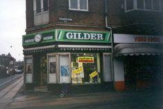 Ophør for Gilders Herremode på Toftegårds Plads, 1995. Valby Lokalarkiv.
