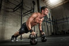 Crossfit Shoot May by Corey Jenkins, via Behance
