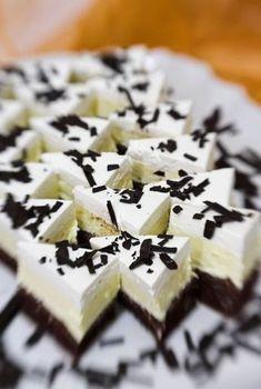 Habos-túrós sütemény