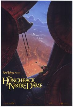 The Hunchback of Notre Dame - the best Disney movie EVER