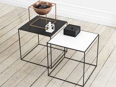 twin table http://www.nordish.ch/collections/beistelltische/products/twin