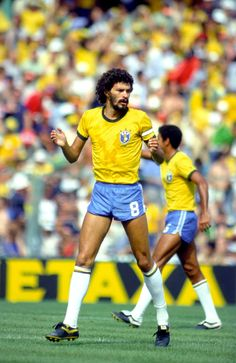 Socrates, World Cup 1982.