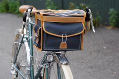 Berthoud Handlebar Bag, Model 25 by Lovely Bicycle!, via Flickr