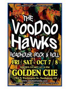 VooDoo Hawks