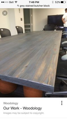 Best Greybutcherblock Greystain Greywoodcountertops Ikea 400 x 300