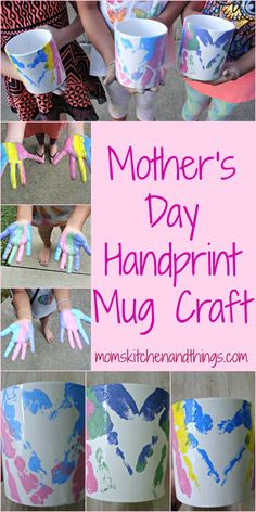 mothers day gifts from kids diy mothers day mothers day gifts from kids mothers day crafts for kids easy mothers day gifts for grandma from kids mothers day gifts from daughter adult Easy Mother's Day Crafts, Mug Crafts, Baby Crafts, Toddler Crafts, Preschool Crafts, Kids Crafts, Crafts Cheap, Toddler Preschool, Dia Del Amigo