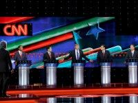 GOP Debate: Ted Cruz, Marco Rubio Level Donald Trump For His 'Neutral' Position on Israel