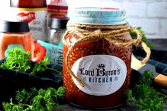 Sugar Free Hot and Smoky Barbeque Sauce - Lord Byron's Kitchen Grilled Sausage, Grilled Meat, Homemade Barbeque Sauce, Red Chili, Food Shows, Grilling Recipes, Sauce Recipes, Sugar Free, Spicy