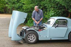 Frog Eye, Austin Healey Sprite, Mg Midget, Kit Cars, Le Mans, Van Life, Concept Cars, Vintage Cars, Race Cars