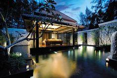 Le Plounge Pool Villa.