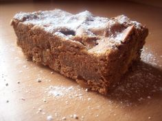 Brownie Moelleux au Chocolat & aux Noix de Pierre Hermé