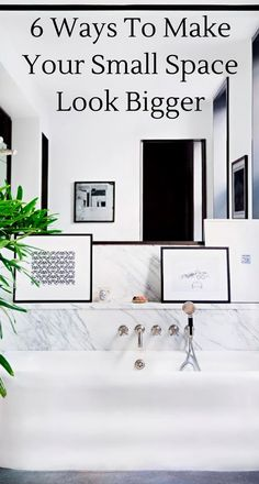supplement your space with these ideas