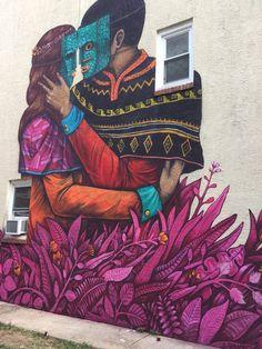 SANER  'Philos & Adelphos' for Mural Arts  [Philadelphia, USA 2015] (4.1)