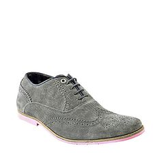 Louche and elegant, Steve Madden's FLAIRRR shoes combine a sense of refinement with assured masculinity.