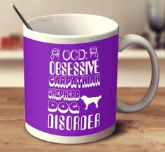 Obsessive Carpathian Shepherd Dog Disorder
