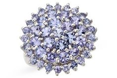 Tanzanite , My very favorite stone without a doubt.