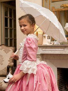 déguisement robe de princesse Marquise