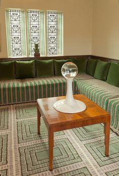 Eero Saarinen's House, Cranbrook