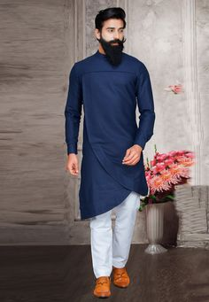 Freshen Up Your Wardrobe with a Touch of Exclusive Styles. Wedding Kurta For Men, Mens Wedding Wear Indian, Mens Indian Wear, Wedding Dresses Men Indian, Nigerian Men Fashion, Indian Men Fashion, Mens Fashion Wear, Men's Fashion, Gents Kurta Design