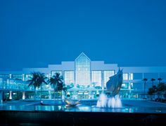 Greater Fort Lauderdale / Broward County Convention Center #FortLauderdale #ThingsToDoInFortLauderdale #FortLauderdaleAttractions