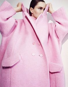 Mackenzie Drazan photographed by Dusan Reljin for Harper's Bazaar Japan, October 2013