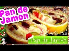 Pan de Jamon (Receta de Claudio Nazoa)