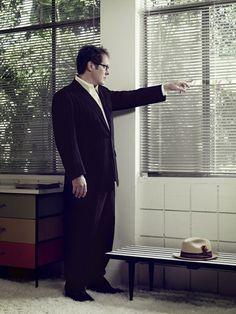 James Spader by Emily Shur