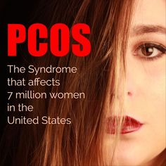 Polycystic Ovarian Syndrome (PCOS) a complex hormonal and reproductive disorder that affects over seven million women in the US and women worldwide Endometrial Cancer, Polycystic Ovarian Syndrome, Pcos Syndrome, Diabetes Information, Diabetes In Children, Diabetes Management, Keeping Healthy, Alternative Medicine