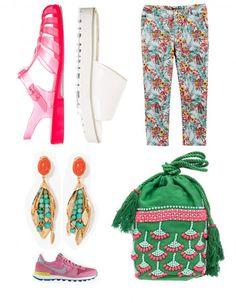 Chaque année c'est la même rengaine, ou la course contre la montre pour terminer l'inventaire de notre valise idéale. Alors pour ne rien oublier, on vous a concocté une liste de nos indispensables de l'été, en toutes circonstances. http://www.elle.fr/Mode/Le-guide-shopping/Printemps-Ete-2014/60-idees-mode-pour-une-parfaite-valise-d-ete