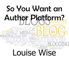 conduct an author interview on my readers blog by louise_wise