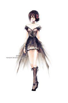 dress by Mariyumi