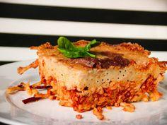 Lasagna, Diet, Ethnic Recipes, Vegan Vegetarian, Food, Loosing Weight, Meals, Diets, Yemek