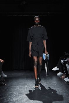 Linder Spring-Summer 2017 New York Fashion Week Men's