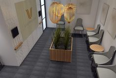 Viva MedSuites medical office sharing reception area in Scottsdale, Arizona