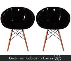 formafina.com.br - Informações sobre Kit Cadeira Madri Preta