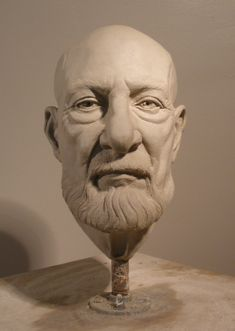 Portrait Head 1 by WoodyLWG on deviantART