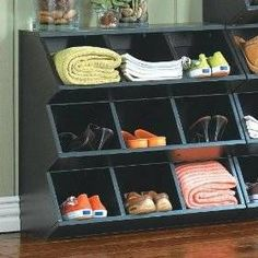 Coat And Shoe Storage Diy Cubbies 35 Best Ideas Shoe Storage Design, Coat And Shoe Storage, Kids Clothes Storage, Closet Shoe Storage, Diy Shoe Rack, Rack Design, Ikea Bedroom Storage, Entryway Shoe Storage, Home Office Storage