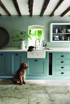 Home Decor Kitchen, Kitchen Interior, Home Kitchens, Kitchen Design, Country Kitchens, Farmhouse Kitchens, Kitchen Colors, Modern Farmhouse, Kitchen Ideas