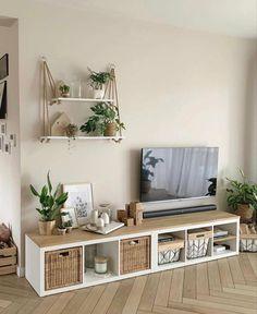 Living Room Interior, Home Decor Bedroom, Home Living Room, Apartment Living, Living Room Decor, Ikea Small Apartment, Ikea Small Spaces, Ikea Bedroom, Home Room Design