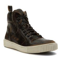 """John Varvatos Bedford High Top Sneaker - Men's"""