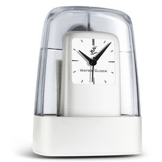 Water Powered Analogue Retro Clock @Green Energy Toys