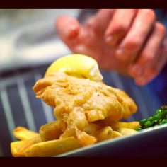 Who's celebrating #NationalFishAndChipDay? What better way to enjoy it than with a big fresh helping of the deliciously British dish.