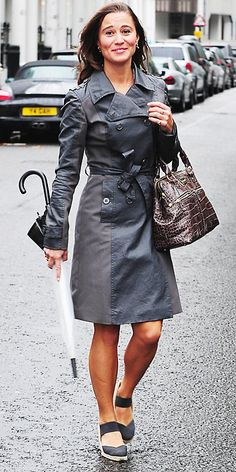 Pippa Middleton's Memorable Style Moments - August 23, 2011 from #InStyle