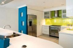 Cozinhas coloridas!!!!