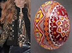 Pysanka by Gucci ~ Trend de la Creme - Trends in fashion, style, beauty, design, and popular culture.