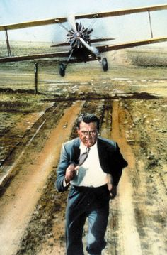 North by Northwest ! Love Cary Grant !!!!