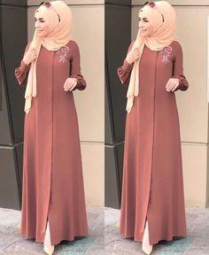 - Tesettür Ayakkabı Modelleri 2020 - Tesettür Modelleri ve Modası 2019 ve 2020 Modest Fashion Hijab, Abaya Fashion, Mode Abaya, Mode Hijab, Estilo Abaya, Hijab Evening Dress, Muslim Women Fashion, Hijab Fashionista, Abaya Designs